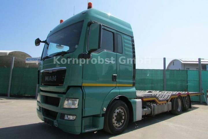 MAN TGX 26.440 6x2 LL - LKW Transporter Nr.: 050 - 2013