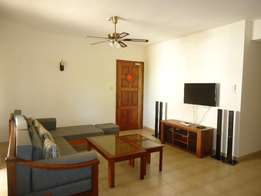 INVITING 3 bedroom furnished apartment with pool,gym,lift,generator