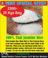 Rice Offer