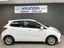 2016 Hyundai I 10 Grand Fluid