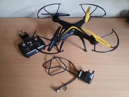 R/C Quad Copter/Drone with Camera For Sale