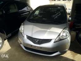 Silver Honda fit automatic transmission KCP Fresh import
