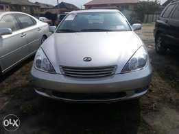 2005 Tokunbo Lexus ES 330, With Navigation and Camera