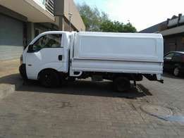1.4 Ton truck for hire for both local and cross boarder