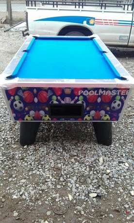 Small jointers marble /slate top pool table Pangani - image 4
