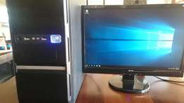 Office/ Home Desktop with Windows 10