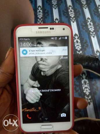 Very neat clean Samsung galaxy s5 for sale Port Harcourt - image 5