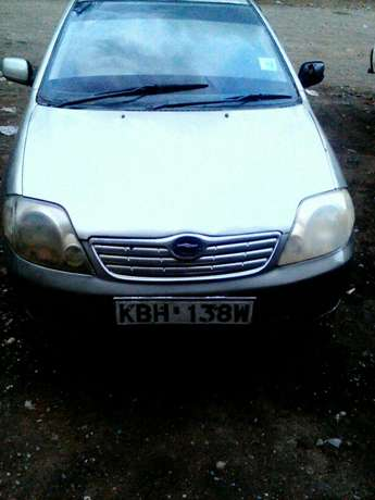 Quick sale! Toyota Fielder available KBH at 480k! Naivasha - image 2