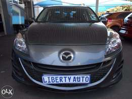 Mazda 3 Dynamic 2011 1.6 75,000 km Sedan Manual Gear Key-less