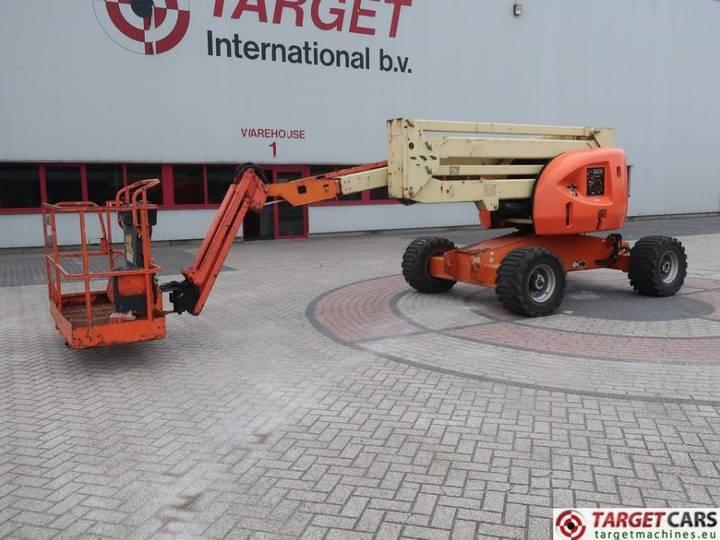 JLG 510AJ Articulated 4x4 Diesel Boom Lift 1781cm - 2006