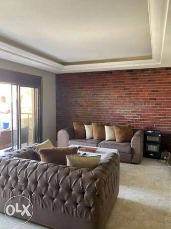 165 sqm apartment for sale awkar 3 minutes from us embassy maten