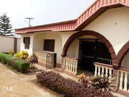 4 bedroom flat to let at ijapo estate Akure