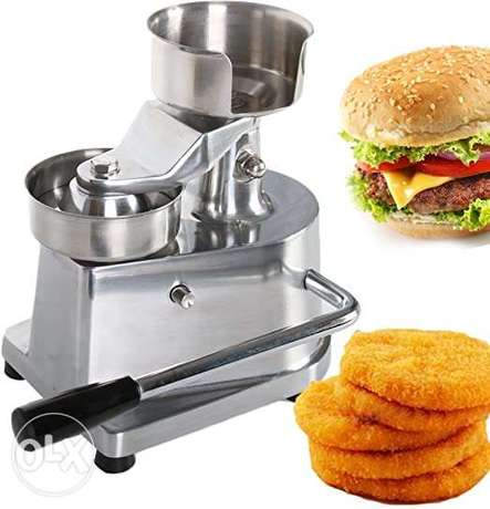 Meat round shap maker for burger
