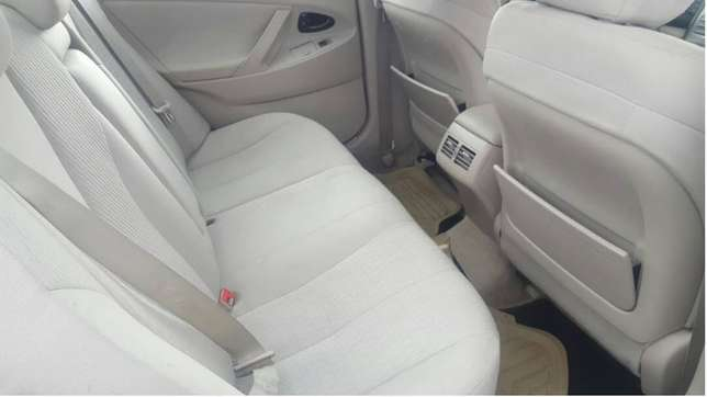Direct 2011 Toyota Camry Fabric Super Clean Buy and Drive First Body Ikeja - image 6