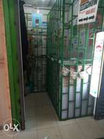 Stall for rent/ sale along moi avenue Lazarus Inn exhibition