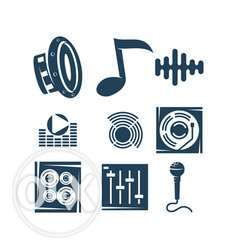 High quality professional sound systems for rent