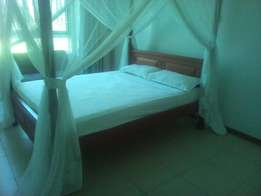 3 bed room executive furnished sea front apartment in nyali for rent
