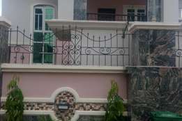 Nice Newly Built Luxury 3bed Rooms Flat at Ajao Estate Isolo