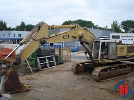Caterpillar 245 B - To be Imported