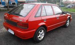 Ford Laser 1.3 in excellent condition