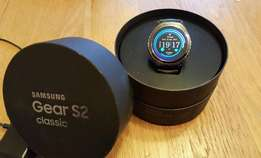 **STYLISH** Samsung Galaxy Gear S2 Classic (LATEST MODEL) to sell or