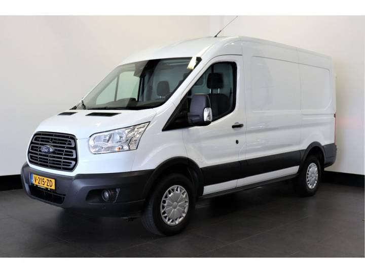 Ford Transit 350 2.2 Tdci 155pk L2h2 - Airco - Cruise _ 14.900,- - 2015
