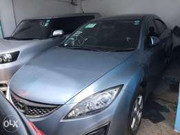 Mazda Atenza KCN number 2010 model loaded with alloy rims, good musi