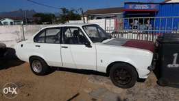 Ford escort body swap for ford sierra or ford sapphire body