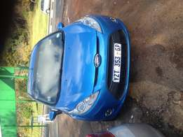 2010 ford fiesta 1.4 with 57000km 2 doors R115000