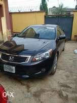 Toks honda accord 2008 with v6 engine