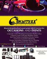 PA / Sound System with DJ Services for Hire.