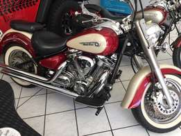 Yamaha 1700 Road Star on special