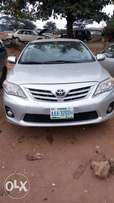 used Toyota corolla first body