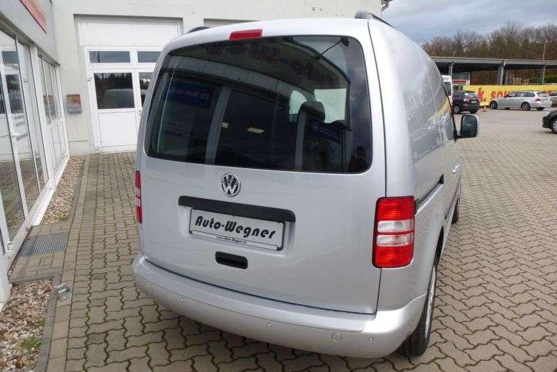 Volkswagen Caddy 1.6 TDI Kasten KLIMA SHZ TOP Zust. - 2015 - image 3