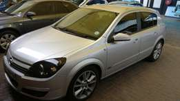 Opel Astra 2.0 GSI 5 Dr