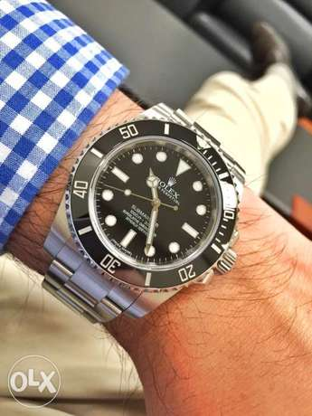 rolex - submariner without date