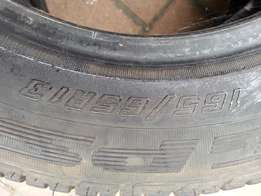 Tyres Trailer