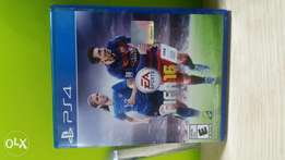 Original barely used FIFA 16 for PS4