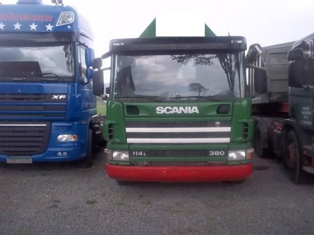 Scania 114-360 SZM - 2003