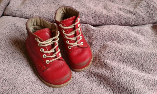 Стильные орто ботинки BejBut 16 a881530043d05