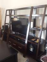 3 piece wall unit 1 year old for sale