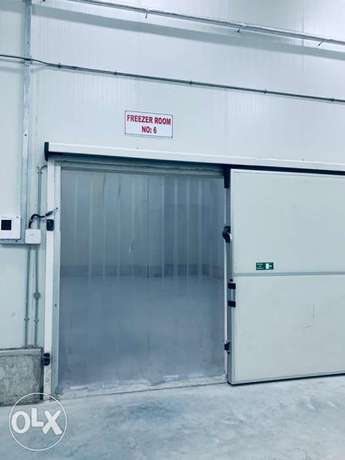 Brand new 1358sqmt Food License with Cold room
