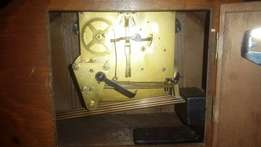 Antique serviced clock project