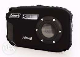 Coleman Xtreme3 C9WP 20.0 MP 33ft Waterproof Digital Camera with 1080p