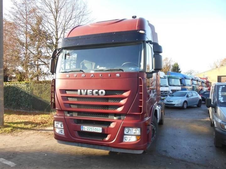 IVECO STRALIS 450 EURO5 - 2008