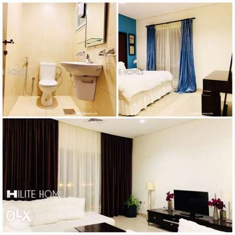 Furnished spacious one bedroom apartment for rent, Hilitehomes