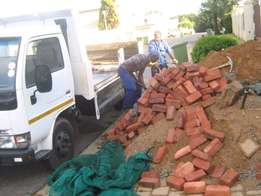 We do rubble and refuse removals. Call us today