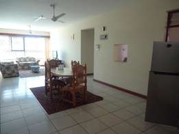 3 Bedrooms fully furnished apartment to let in Kizingo