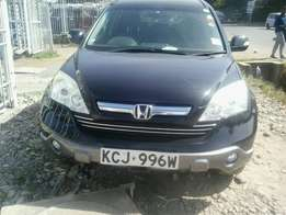 Honda crv new import