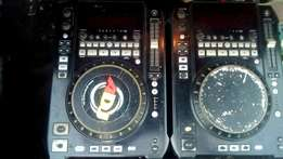 Dj player for sale AMERICAN AUDIO RADIUS 1000
